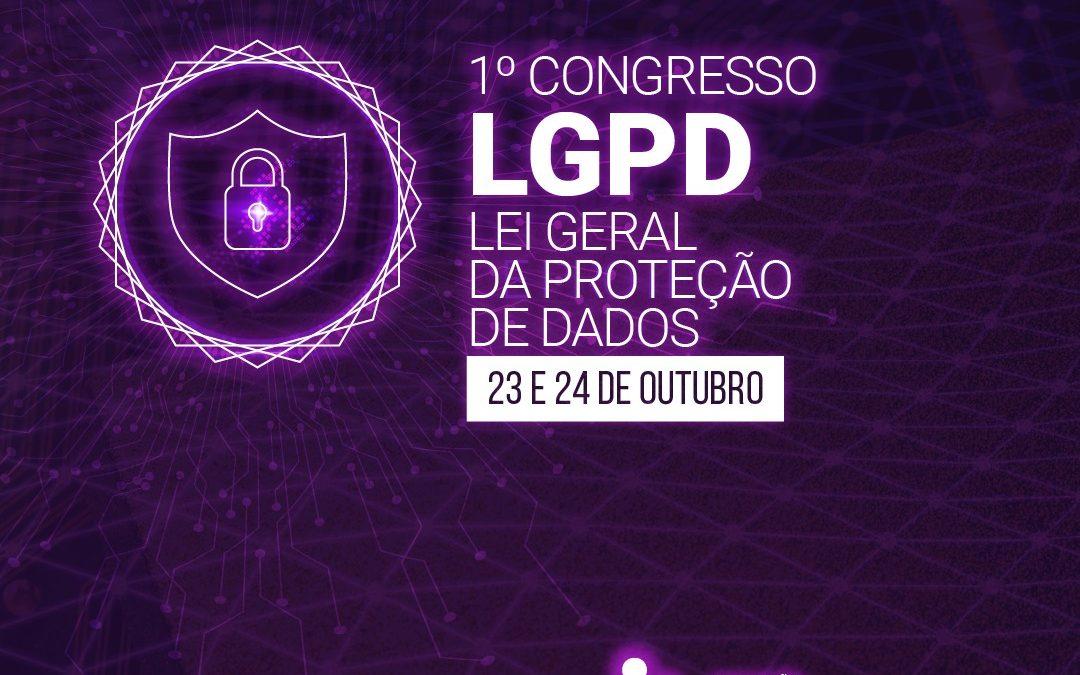 Assespro promove congresso online sobre a Lei Geral de Proteção de Dados