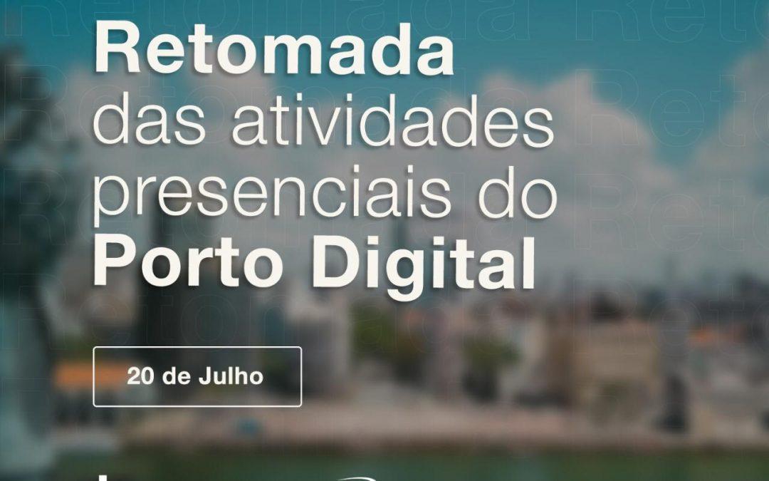 RETOMADA DAS ATIVIDADES PRESENCIAIS A PARTIR DO DIA 20 DE JULHO